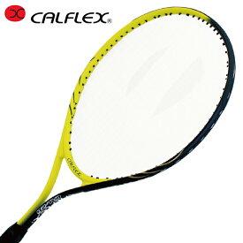 カルフレックス CALFLEX 硬式テニスラケット 張り上げ済み ジュニア JRラケット 26インチ CAL-26 メンズ レディース
