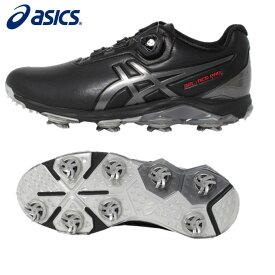 アシックス ゴルフシューズ ソフトスパイク メンズ GEL-ACE PRO 4 BOA ゲルエースプロ 4 ボア 1113A002 001 asics