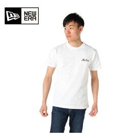 ニューエラ NEW ERA Tシャツ 半袖 メンズ コットンTシャツ オールド デリバリー ボックス 11901392