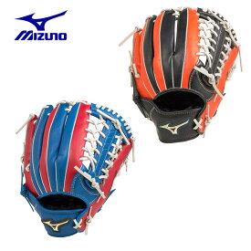 ミズノ 野球 一般軟式グラブ 外野手用 メンズ 軟式用セレクトナイン 外野手向け 1AJGR20907 MIZUNO