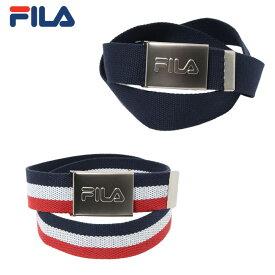フィラ FILA ゴルフ ベルト レディース ロゴバックル 759-951