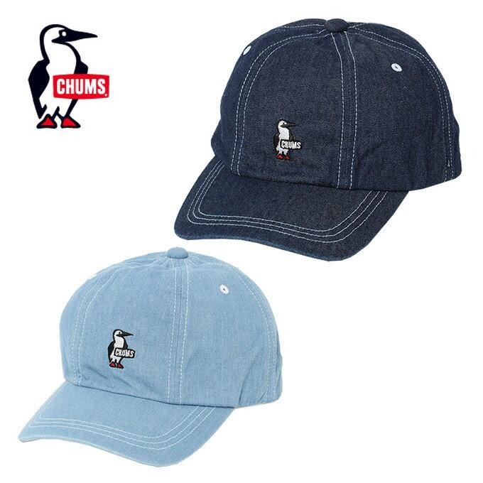 チャムス CHUMS キャップ 帽子 メンズ レディース Booby Denim Cap ブービー デニム キャップ CH05-1169