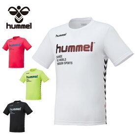 ヒュンメル hummel ハンドボールウェア 半袖シャツ メンズ レディース ハンドボールTシャツ HAP4129