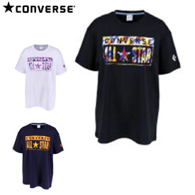 コンバース CONVERSE バスケットボールウェア 半袖シャツ レディース プリントT CB391303