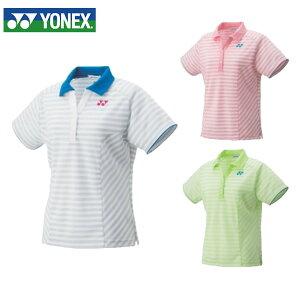 ヨネックス テニスウェア バドミントンウェア ゲームシャツ ジュニア キッズ 20442J 日本バドミントン協会審査合格品 YONEX