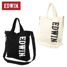 エドウィン EDWIN トートバッグ メンズ レディース キャンバス 22229065
