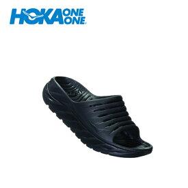 ホカオネオネ HOKA ONEONE シャワーサンダル メンズ ORA RECOVERY SLIDE オラ リカバリー スライド 1099673 BBLC