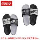 【エントリー&楽天カード利用でP10倍 10/20 0:00〜23:59】 コカコーラ Coca-Cola シャワーサンダル メンズ レディー…