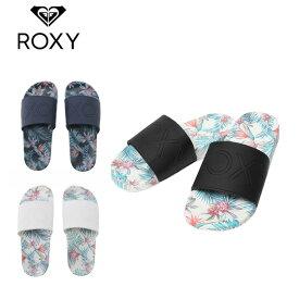 ロキシー ROXY シャワーサンダル レディース SLIPPY PRINTED スリッピープリンテッド RSD191311