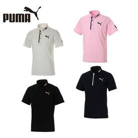 212f2a2374c49 プーマ ゴルフウェア ポロシャツ 半袖 メンズ ジェネラル SSポロシャツ 923827 PUMA