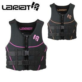 ラリアット ライフジャケット メンズ レディース ネオベスト NEO VEST LNV-391 LARIAT