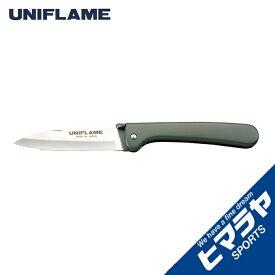 【基本送料無料 1/22 12:00〜2/3 9:59】 ユニフレーム UNIFLAME 調理器具 包丁 ギザ刃 キャンプナイフ 661840