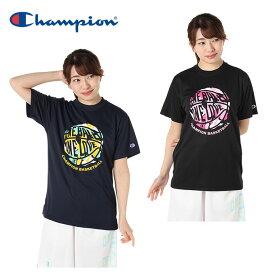 チャンピオン Champion バスケットボールウェア 半袖シャツ レディース ウィメンズ プラクティスTシャツ E-MOTION モーション CW-PB326