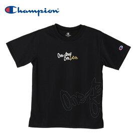 チャンピオン Champion バスケットボールウェア 半袖シャツ ジュニア キッズ プラクティスTシャツ E-MOTION モーション CK-PB319-981
