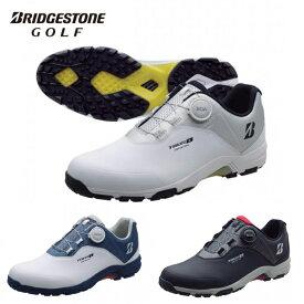 ブリヂストンゴルフ BRIDGESTONE GOLF ゴルフシューズ スパイクレス メンズ ゼロ・スパイク・バイター ライト SHG950