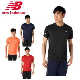 ニューバランス スポーツウェア 半袖Tシャツ メンズ コアショートスリーブシャツ MT73916 new balance