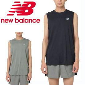 9885584944323 ニューバランス スポーツウェア ノースリーブ メンズ アクセレレイトノースリーブ AMT73069 new balance