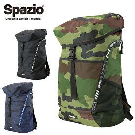 スパッツィオ サッカー バックパック メンズ レディース カモフラバックパック BG-0101 SPAZIO