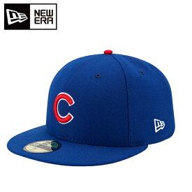 ニューエラ NEW ERA キャップ 帽子 メンズ レディース 59FIFTY MLB オンフィールド シカゴ・カブス ゲーム 11449388