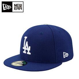 ニューエラ NEW ERA キャップ 帽子 メンズ レディース 59FIFTY MLB オンフィールド ロサンゼルス・ドジャース ゲーム 11449367