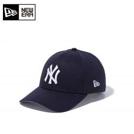 ニューエラ NEW ERA キャップ 帽子 ジュニア Youth ユース Basic Cap ベーシックキャップ MLB ニューヨーク・ヤンキース 11308504