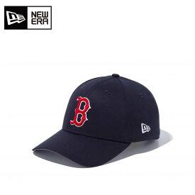 ニューエラ NEW ERA キャップ 帽子 ジュニア Youth ユース Basic Cap ベーシックキャップ MLB ボストン・レッドソックス 11308507