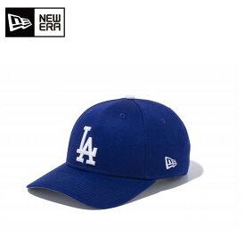 ニューエラ NEW ERA キャップ 帽子 ジュニア Youth ユース Basic Cap ベーシックキャップ MLB ロサンゼルス・ドジャース 11308506
