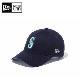 ニューエラ NEW ERA キャップ 帽子 ジュニア Youth ユース Basic Cap ベーシックキャップ MLB シアトル・マリナーズ 12018969