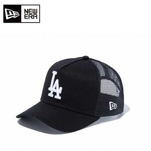 ニューエラ キャップ 帽子 ジュニア Youth ユース 9FORTY A-Frame トラッカー ロサンゼルス・ドジャース 12018915 NEW ERA