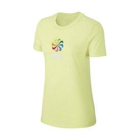 ナイキ Tシャツ 半袖 レディース ウィメンズ PINWHEEL Tシャツ CI1124-335 NIKE