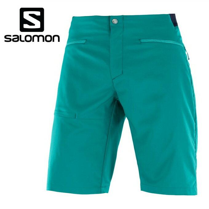 サロモン ショートパンツ メンズ アウトスピード ショート OUTSPEED SHORT LC1054800 salomon