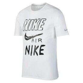 ナイキ スポーツウェア 半袖Tシャツ メンズ ブリーズ ラン GX S/S トップ AJ7585-100 NIKE