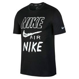 ナイキ スポーツウェア 半袖Tシャツ メンズ ブリーズ ラン GX S/S トップ AJ7585-010 NIKE