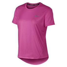 ナイキ スポーツウェア 半袖Tシャツ レディース ウィメンズ マイラー S/S トップ AJ8122-623 NIKE