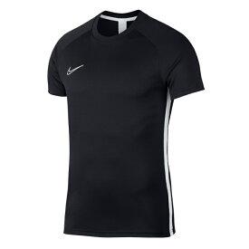 ナイキ サッカーウェア プラクティスシャツ 半袖 メンズ DRI-FIT ドライフィット アカデミー ショートスリーブ トップ AJ9997 010 NIKE