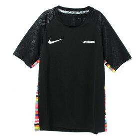 ナイキ サッカーウェア 半袖シャツ ジュニア CR7 DRI-FIT ドライフィット トップ ショートスリーブ AQ3310 010 NIKE