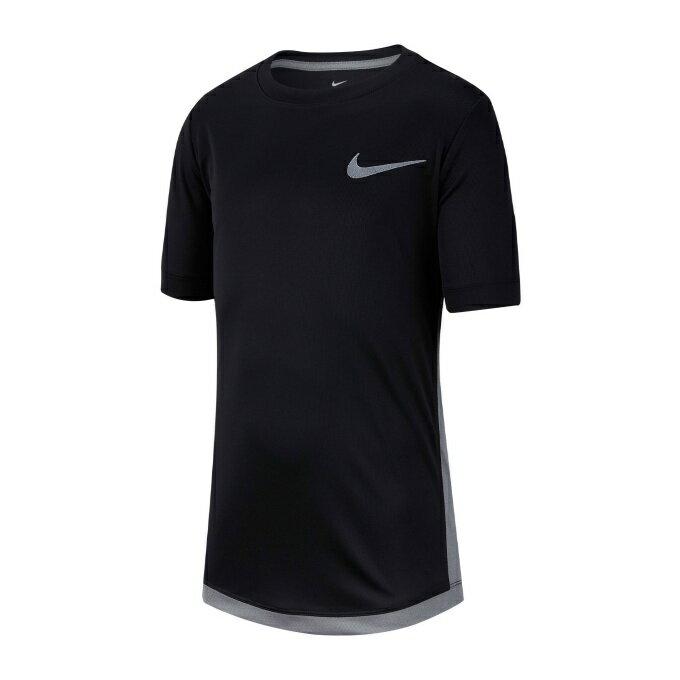 ナイキ Tシャツ 半袖 ジュニア DRI-FIT ドライフィット トロフィー ショートスリーブトップ AV4896 011 NIKE