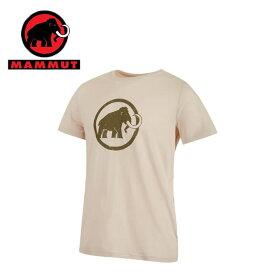 マムート MAMMUT Tシャツ 半袖 メンズ マムートロゴ TShirt 1017-01480 00262