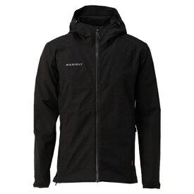 マムート MAMMUT アウトドア ジャケット メンズ GRANITE SO Hooded Jacket グラナイト フーデッド ジャケット 1011-00321 0001