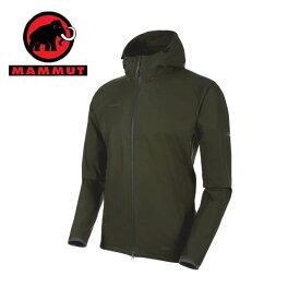 マムート MAMMUT アウトドア ジャケット メンズ グラナイト SO Hooded Jacket フーデット 1011-00321 4023