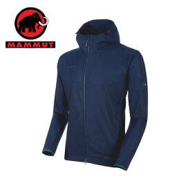 マムート MAMMUT アウトドア ジャケット メンズ グラナイト SO Hooded Jacket フーデット 1011-00321 50125