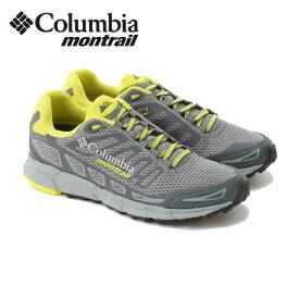 コロンビア モントレイル トレイルランニングシューズ メンズ バハダ3 BM4570 036 Columbia montrail