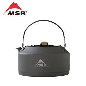 エムエスアール MSR 調理器具 ケトル ピカ 1Lティーポット 39002