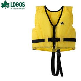 ロゴス LOGOS ライフジャケット ジュニア フローティングピローベスト子供用-AI 66812310