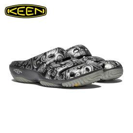 キーン KEEN サンダル メンズ ヨギ アーツ 1020291 BK/SP