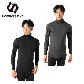 長袖アンダーウェア メンズ タートルネック VQ430109I54 ビジョンクエスト VISION QUEST