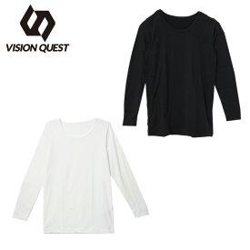 長袖アンダーウェア ジュニア クルーネック VQ430109I59 ビジョンクエスト VISION QUEST