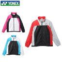 ヨネックス テニスウェア 防寒ジャケット ジュニア 裏地付ウィンドウォーマーシャツ 70069J YONEX