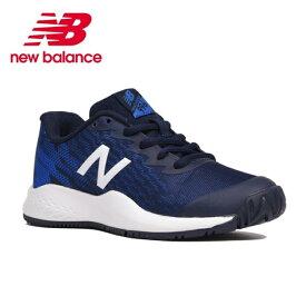 ニューバランス テニスシューズ オールコートコート ジュニア KC996 V3 KC996BM3 new balance