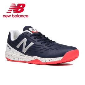 ニューバランス テニスシューズ オムニクレー メンズ MCO796 V1 MCO796D1 2E new balance